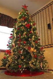 The Best Decorated Tree Best Way Decorate Tree Simple Design Remedygolf Us