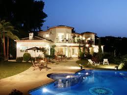 spanish villa style homes awesome spanish style villa pool walk