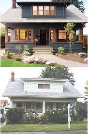 20 home exterior makeover before and after ideas home collection remodel ideas for ranch homes pictures home interior