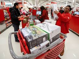 Target After Thanksgiving Sale Target Raises Minimum Hourly Wage To 11 Pledges 15 By End Of