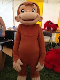 Curious George Costume Theadventuresofcopel Once Upon A Time There Was A Little