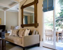 livingroom mirrors living room décor using wall mirrors capital lifestyle