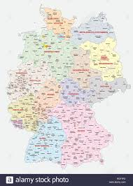 Map Of Hamburg Germany by Map Of The Constituencies Of The German Federal Election 2017