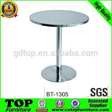 acrylic dining table base tulip stainless steel acrylic dining table base for granite tops
