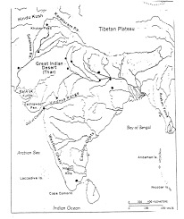 India Blank Outline Map by Premodindiamap Jpg