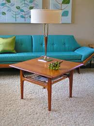 Aqua Side Table Best 25 Teal Coffee Tables Ideas On Pinterest Coral Room