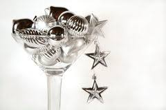 glass ornaments royalty free stock images image 11937399