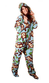 monkeys deluxe onesies footed pajamas onesie footie pjs