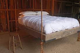 lovely idea handmade bed frames distressed wood bed frames genwitch