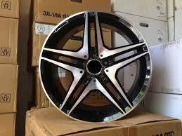 mercedes amg black rims 18 amg black rims wheels fits mercedes glk class glk350