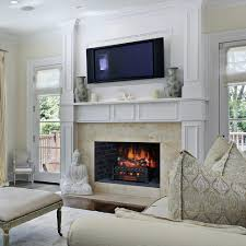 living room traditional living room design stone wall decor wall