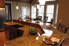 kitchen kitchen island with a breakfast bar amazing kitchen