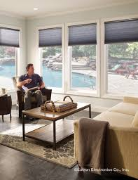 Cheap Motorized Blinds Serena Remote Controlled Shades Can Double The Insulation Of Your