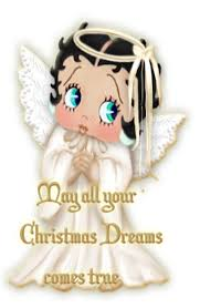 betty boop pictures archive christmas toddler betty boop angel images