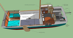 garvey houseboat things i u0027d like to build pinterest boating