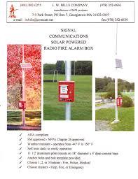 Radio Transmitter Repair Ma Signal Communications Radio Box Fire Alarm Reporting