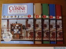 cuisine miniature ma cuisine miniature a vendre 2ememain be