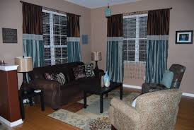 Turquoise Living Room Ideas Living Room Turquoise And Chocolate Brown Centerfieldbar Com
