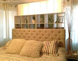 Diy Button Tufted Headboard Tufted Headboard Diy Pegboard Upholstered And Frame Queen