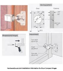 Partial Inset Cabinet Door Hinges by How To Install Inset Cabinet Hinges Memsaheb Net