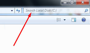 Windows Search Box - how to use search in windows 7 and customize the search index