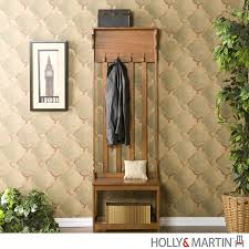 holly u0026 martin oxford hall tree entry bench 47 185 034 4 25