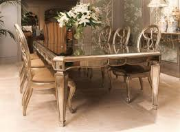 mirror mirrored dining table amazing mirrored dining tables