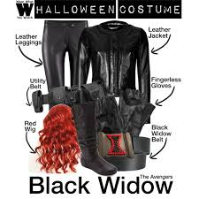 Halloween Costume Black Widow Halloween Costume Black Widow Polyvore
