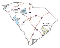 francis marion and sumter national forests home