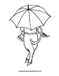 lww tumnus u0027 umbrella coloring lesson plan happiness