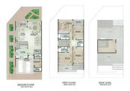house plan downloads for jumeirah islands townhouses dubai floor