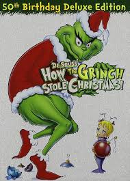 dr seuss how the grinch stole 50th