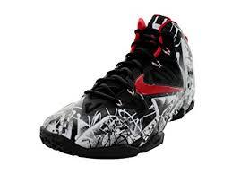 nike lebron xi s basketball shoes white