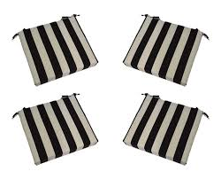 Black And White Striped Chair by Top 10 Best Adirondack Chair Cushions