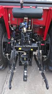 farming tractor foton lovol 504 samll tractor front end loader for