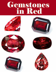 types of red colors gemstones in color red jewels of sayuri