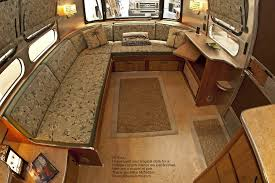 vintage airstream renovation share camper remodel pinterest