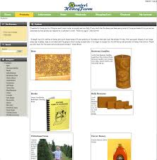hunter u0027s honey farm project trg web designs llc