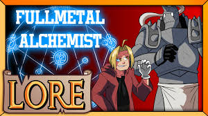 fullmetal alchemist fullmetal alchemist the law of equivalent exchange lore in a