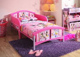 Minnie Mouse Plastic Toddler Bed Delta Children U0027s Products