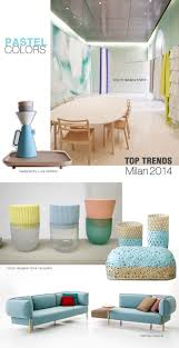 home decor trends milan design week 2014 meso funky milan pastel