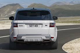 range rover van range rover sport van top tot teen vernieuwd dagelijksauto nl