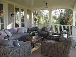 Ideas For Patio Furniture Best 25 Deck Furniture Layout Ideas On Pinterest Porch