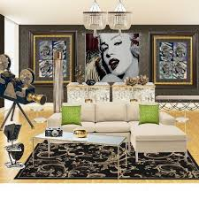 47 best hollywood glam decor images on pinterest hollywood