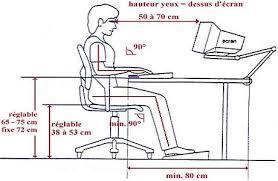 bonne position au bureau 3 conseils adopter bonne posture au bureau