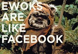 Ewok Memes - ewok memes 28 images they see me rollin they hatin dubstep