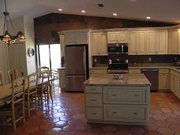 traditional painted cabinets florida kitchen remodel