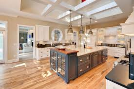 Beach Style Kitchen Design by Furniture White Walls For Fresh Traditional Kitchen Design With