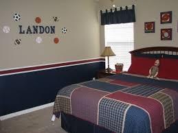 Boys Room Ideas Sports Theme Sports Themed Bedroom Boys Room - Boys bedroom decorating ideas sports