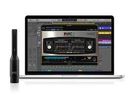 ik ik multimedia arc 2 5 with mems microphone sweetwater